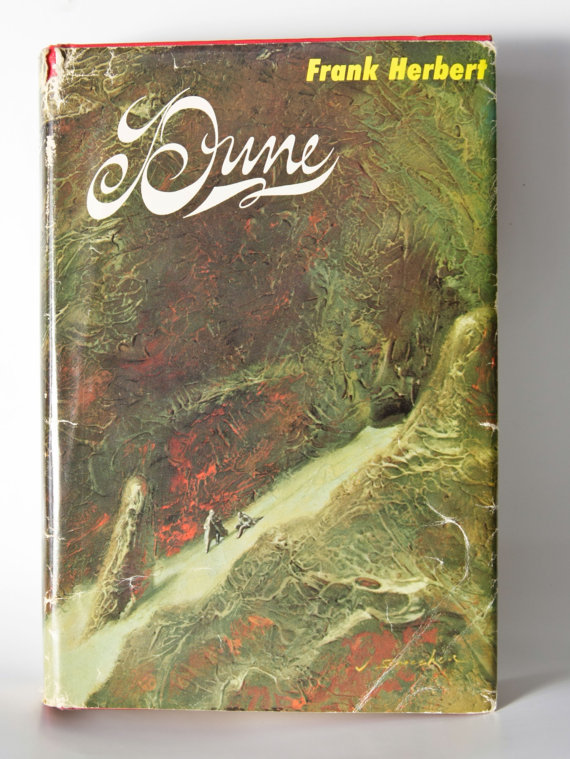 Own A Copy of a Classic Sci Fi Movie and Book Collectible: Dune