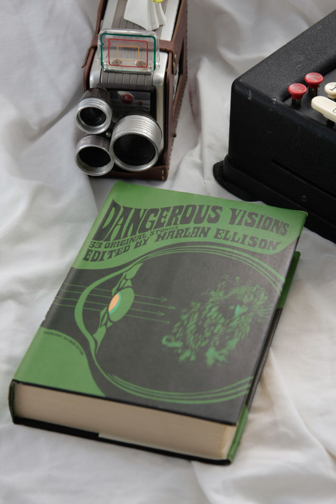 """Science Fiction Books: """"Dangerous Visions"""" edited by Harlan Ellison"""