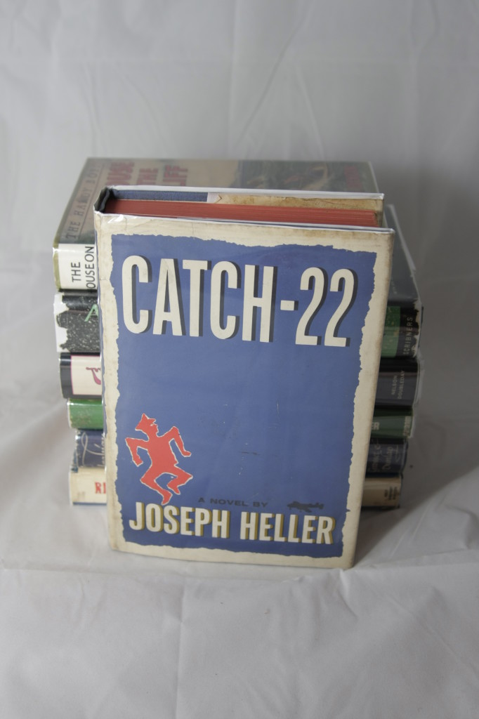 "Popular Fiction Book: ""Catch-22"""