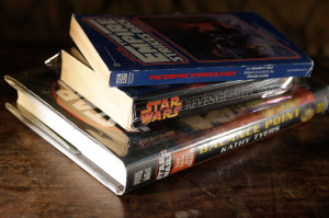 Vintage Star Wars First Editions